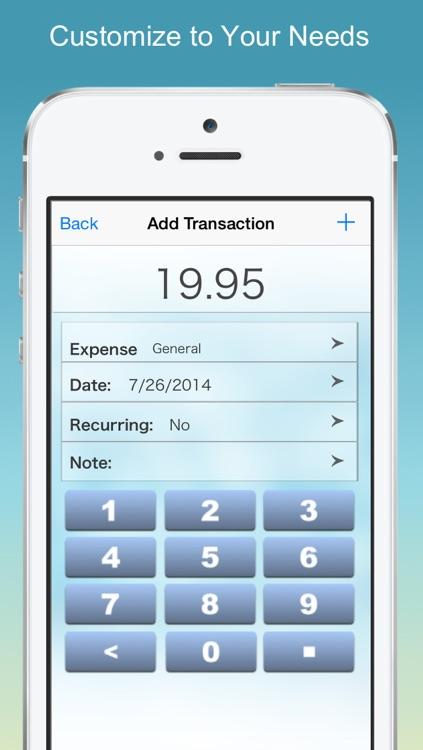 Finance Tracker Pro - Budgets & Expenses screenshot-4