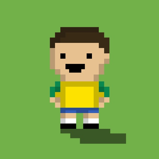 Tiny Goalie: World Soccer