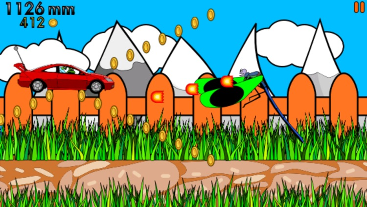 Buggy Bug's Backyard Adventure screenshot-1