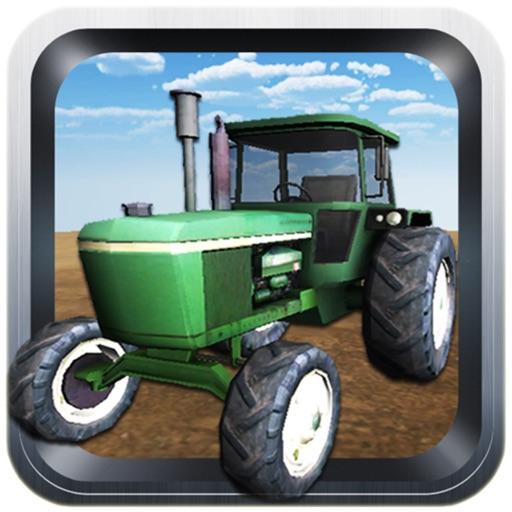 Трактор симулятор фермы 3D