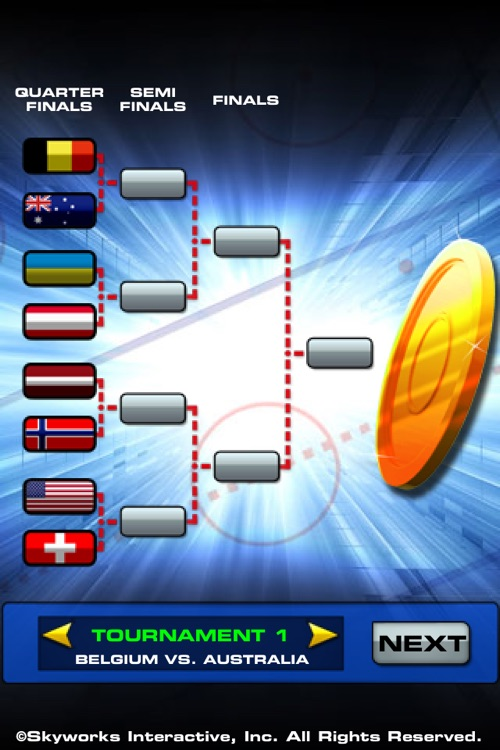 World Cup Air Hockey™ Free