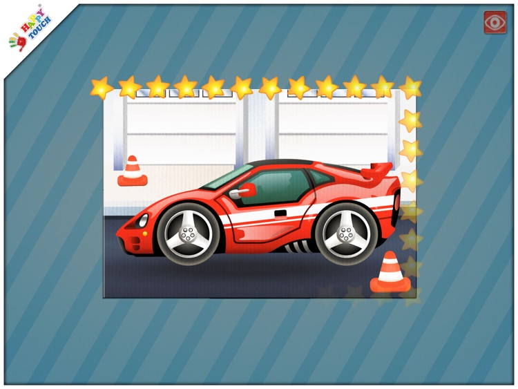 Car Puzzles for Kids (by Happy Touch) screenshot-3