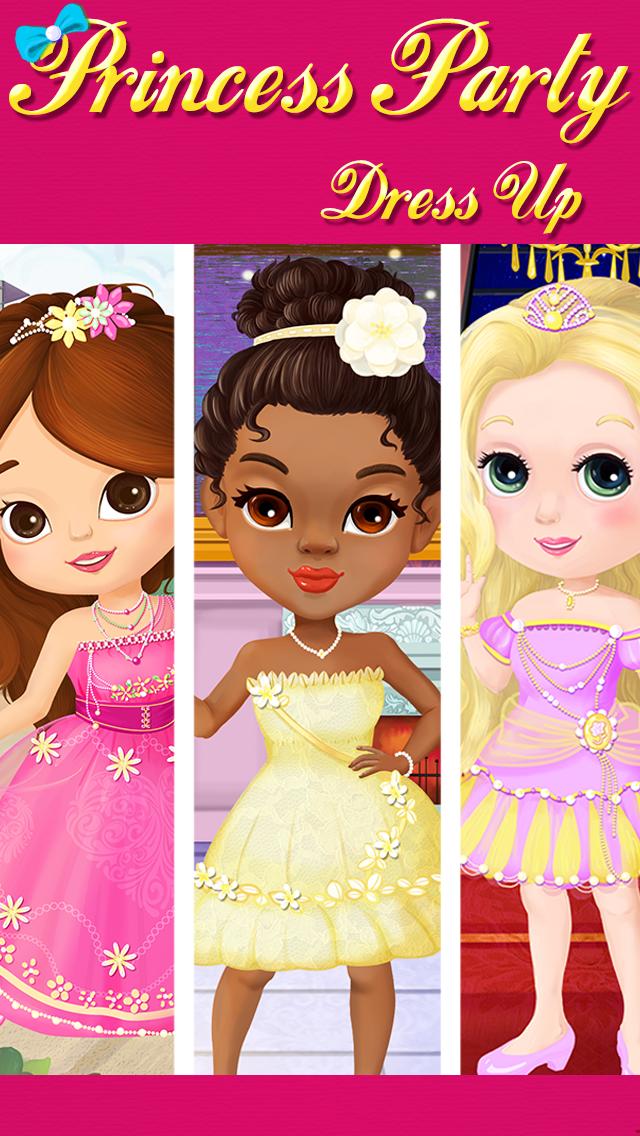 Princess Beauty Spa - salon games screenshot one
