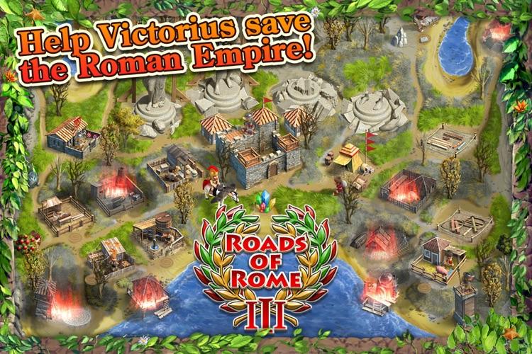 Roads of Rome 3 Free