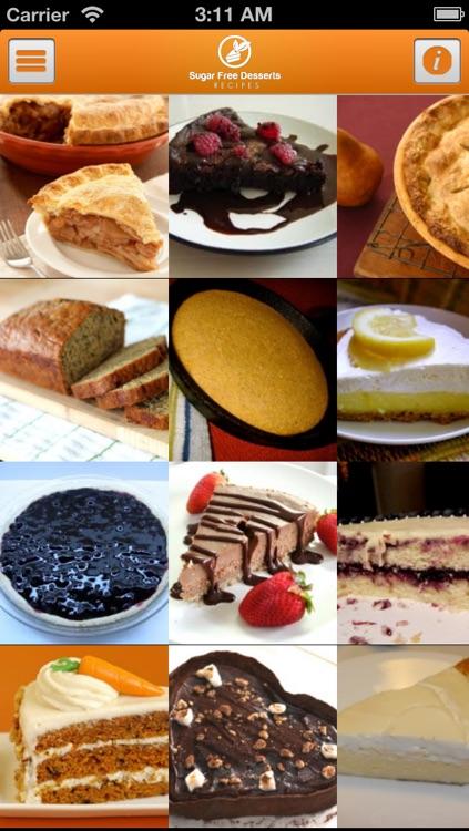Sugar Free Desserts Recipes