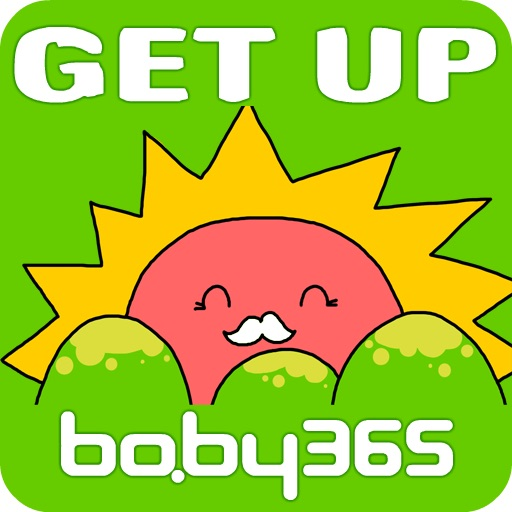 Get up-baby365 icon