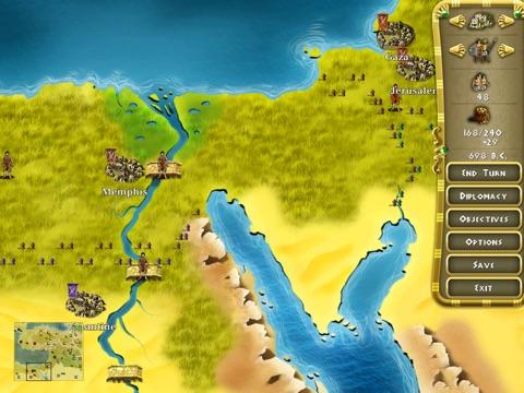 HISTORY Egypt HD на iPad