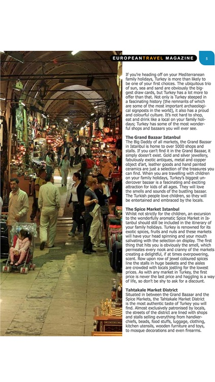 European Travel: Exciting and Inspiring Magazine for Travelers screenshot-4