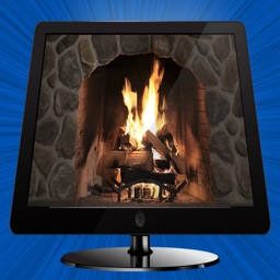Fireplace with AirPlay
