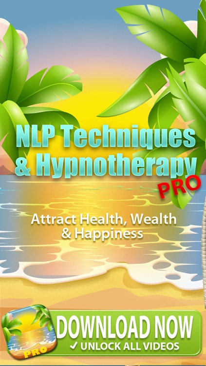 NLP Techniques & Hypnotherapy - Subliminal Law of Attraction