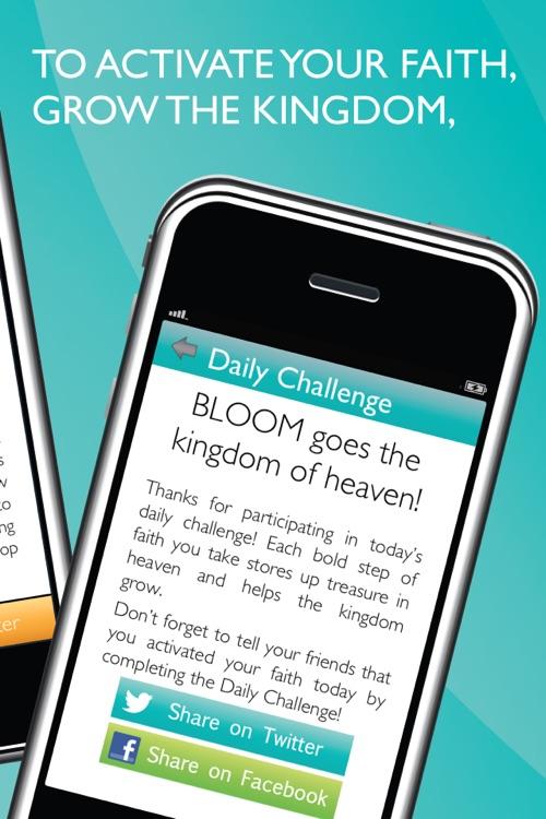 Bible Bloom Devotional screenshot-3