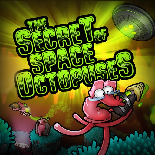Le Secret des Poulpes de Lespace