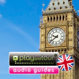 London touristic audio guide (english audio)