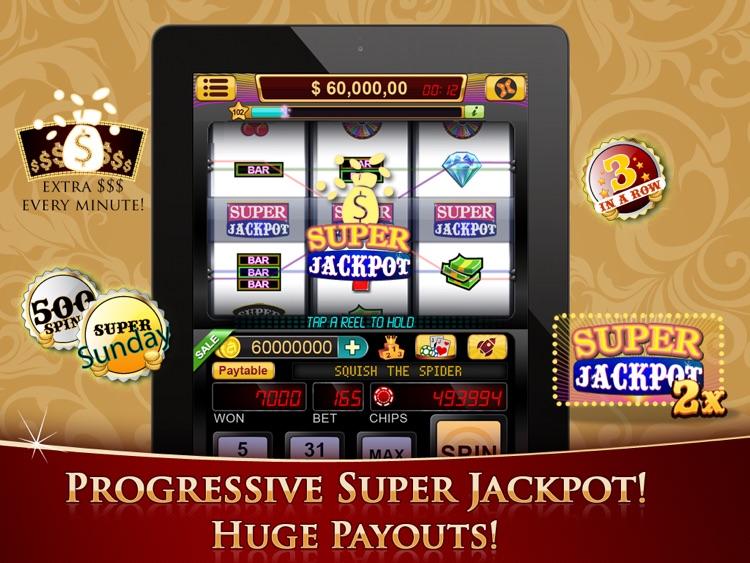 Slot Machine HD: FREE Video Slots & Casino screenshot-3