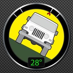 Tiltometer - Off Road Gyro Clinometer