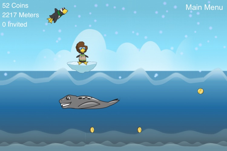 Party Penguin Free screenshot-3