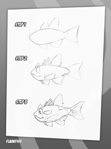 How To Draw Fish By John Marc Grob On Apple Books