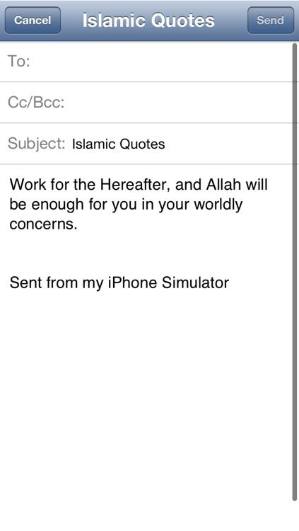 Good Islamic Quotes screenshot-4