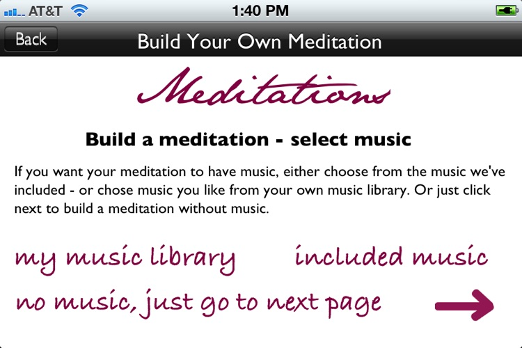 Meditations screenshot-3