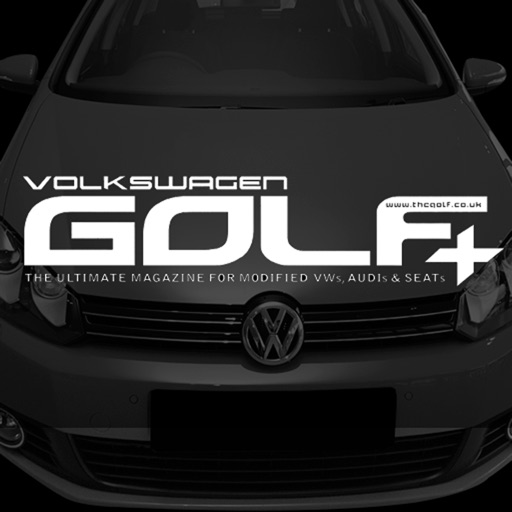 Volkswagen Golf + Magazine icon
