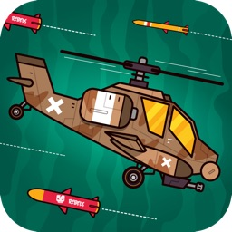 Apache Helicopter - Flying And Shooting Combat Game 2014