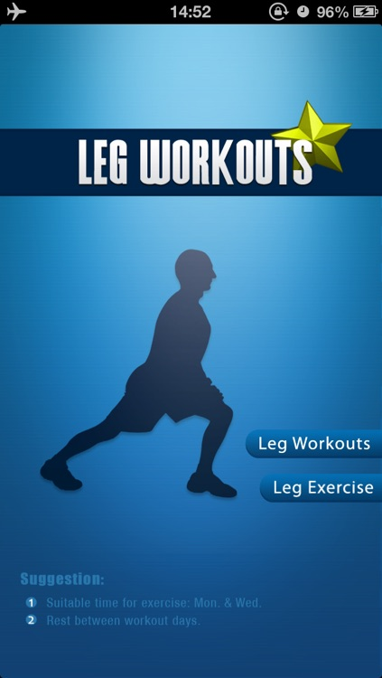 Leg Workouts - Striking A Perfect Lower Body Curve with Leg Workouts