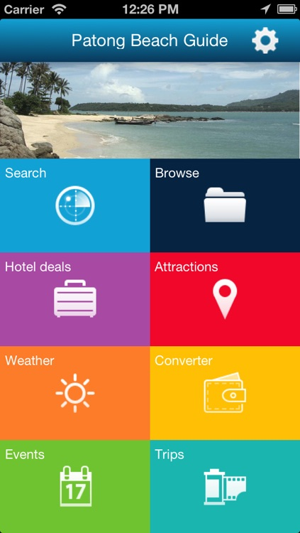 Patong Beach guide, hotels, map, events & weather