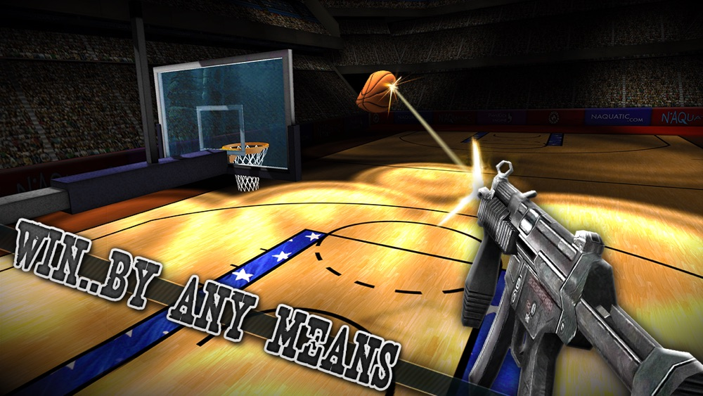 American Basketball: Guns & Balls Cheat Codes