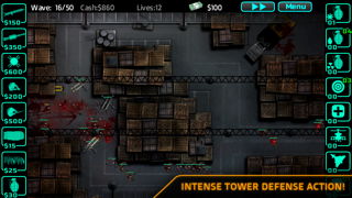 SAS: Zombie Assault TD Screenshot