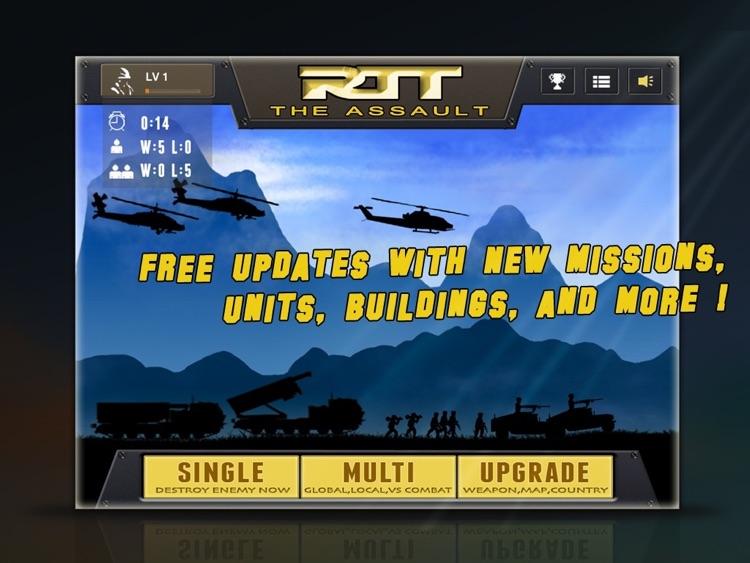 The Assault HD screenshot-4