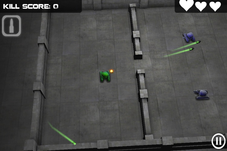 Tank Hero Lite screenshot-4
