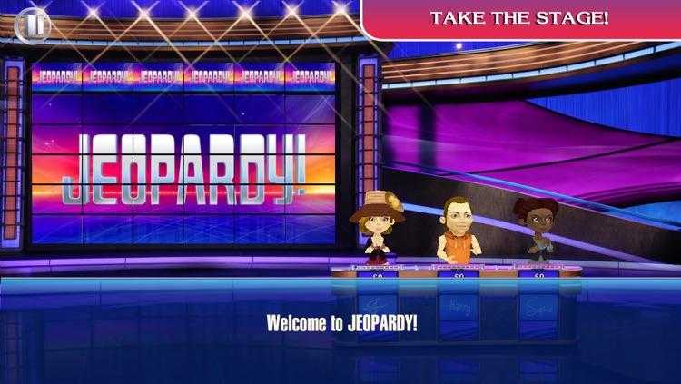 JEOPARDY! - America's Favorite Quiz Game screenshot-0