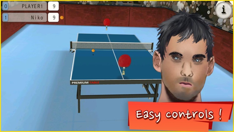 Table Tennis League screenshot-3