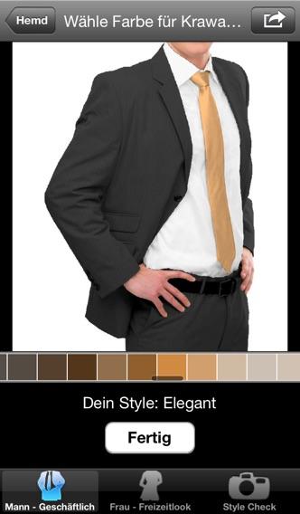 Dress Guide - Perfect Color MatchingScreenshot von 1