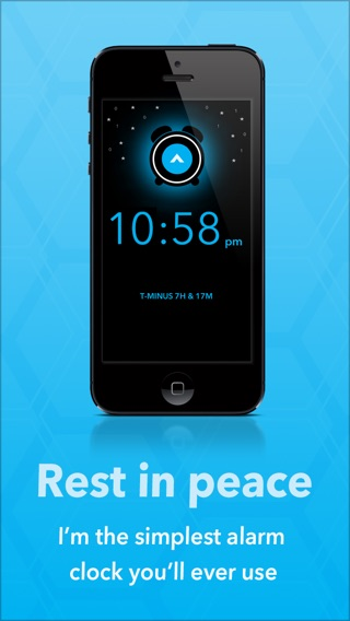 CARROT Alarm - Talking Alarm Clock Screenshot