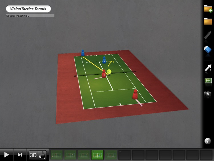 VisionTactics Tennis screenshot-2