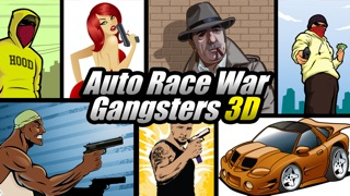 Auto Race War Gangsters 3D Multiplayer FREE - By Dead Cool