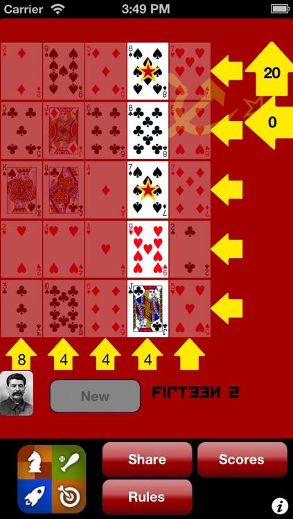 Soviet Cribbage screenshot-3
