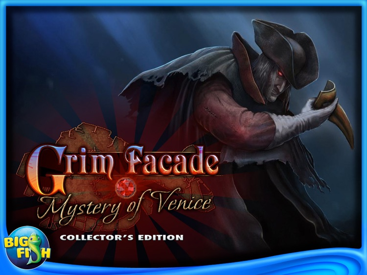 Grim Façade: Mystery of Venice Collector's Edition HD