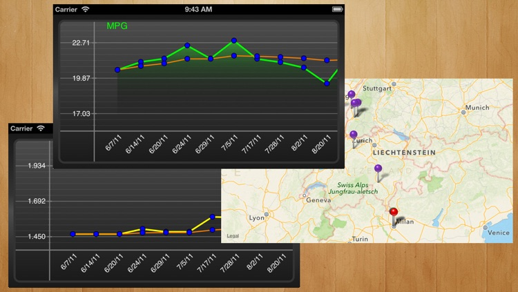 myFuelLog Lite screenshot-4