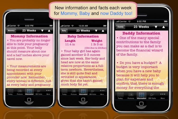 iPregnancy (Pregnancy App)