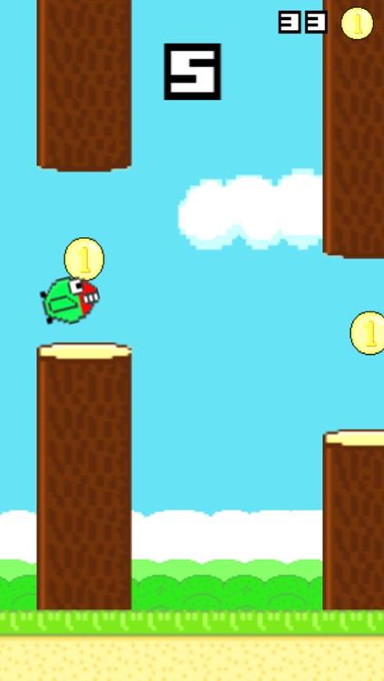 Tiny Bird – Flappy Adventures screenshot-3