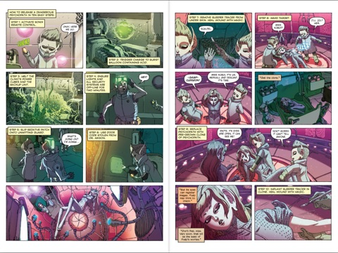 artemis fowl the opal deception graphic novel by eoin colfer on ibooks