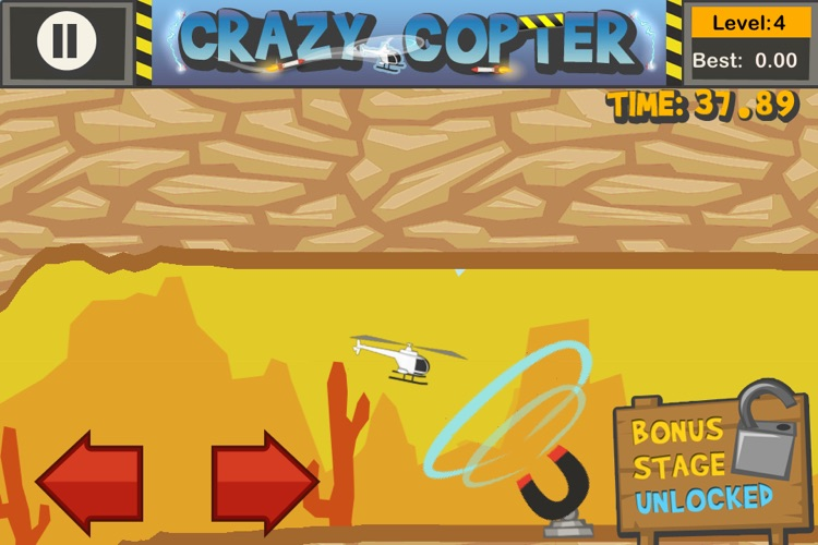 Paper Glider Crazy Copter screenshot-2