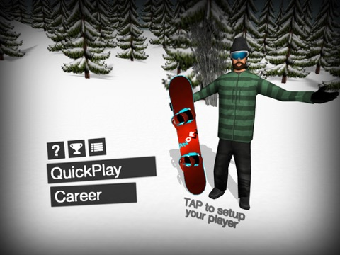 Игра MyTP 2.5 - Ski, Freeski and Snowboard