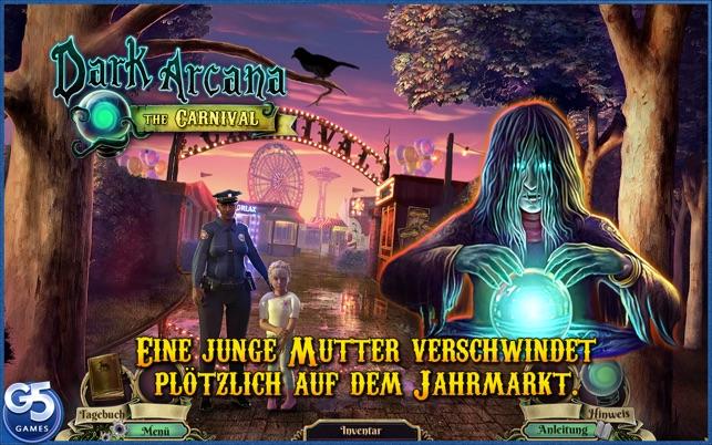 Dark Arcana: The Carnival (Full) Screenshot
