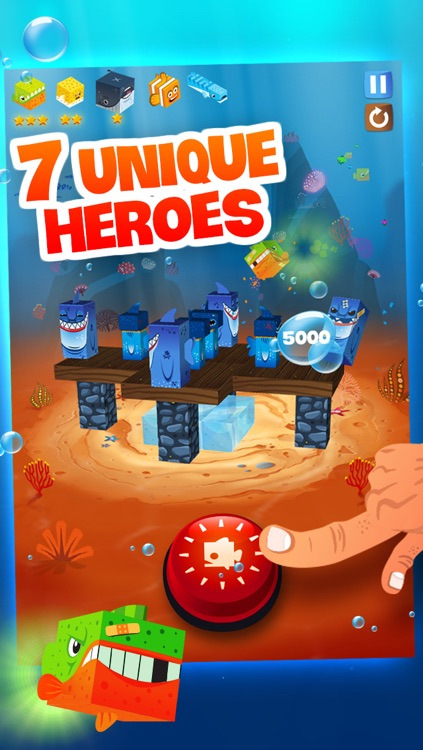 Fish Heroes screenshot-1