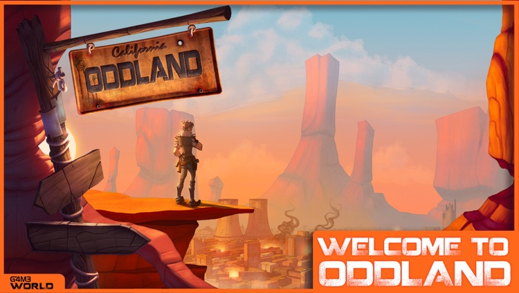Oddland screenshot-0