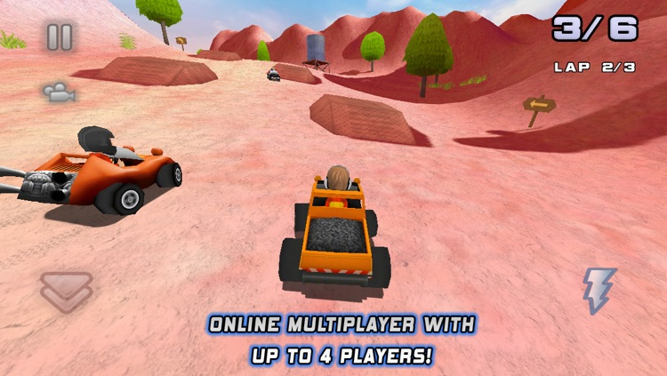 Bounty Racer screenshot-2