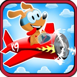 A Dog Race Vs. Ninja Temple Cats - Free Racing Game